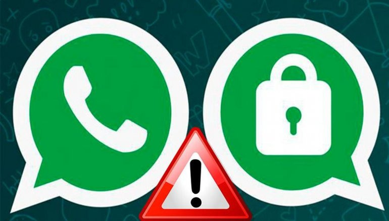 Alerta por una nueva estafa que circula por WhatsApp