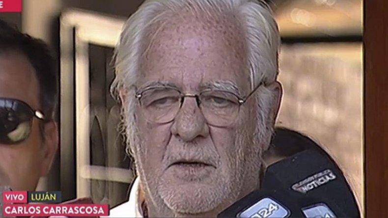 Carlos Carrascosa fue absuelto ayer