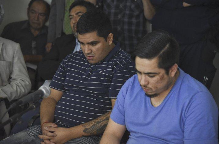 Garbarino y Cárdenas fueron condenados a cinco años y medio de pena de cumplimiento efectivo
