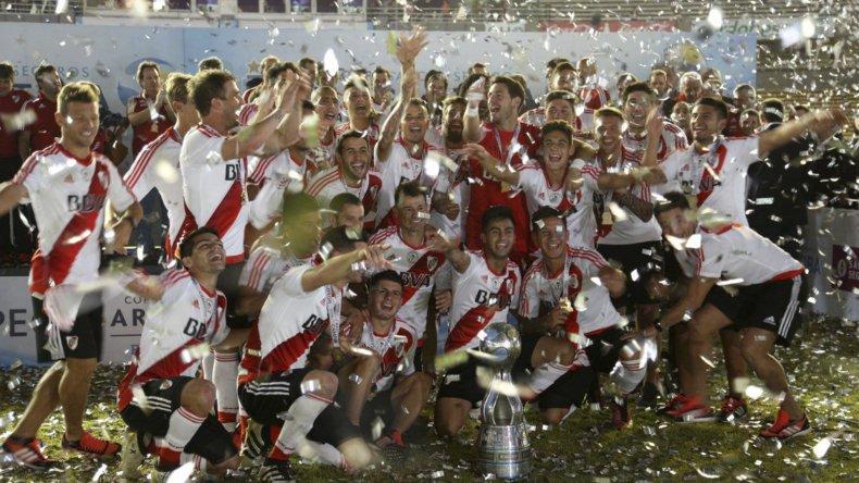 River Plate es uno de los cabeza de serie ya que es uno de los mejores ubicados en el ránking de la Conmebol.