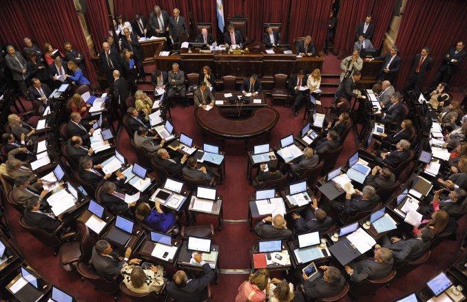 El Senado trata los cambios en Ganancias