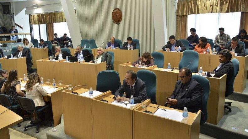 Ayer finalizó en Río Gallegos a actividad parlamentaria con una sesión especial en la que se aprobó el Presupuesto General de la Administración Pública provincial.