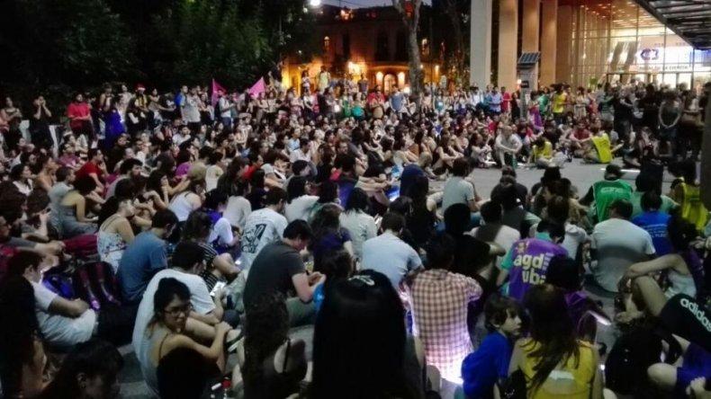 Los científicos recrudecen las protestas contra el recorte en el Conicet.