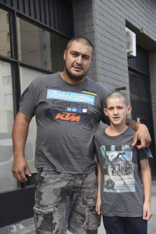 Mauro y Tomás Carbajal