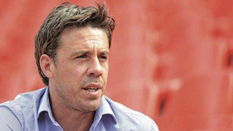 Lucas Pusineri quiere ser el reemplazante de Gabriel Milito