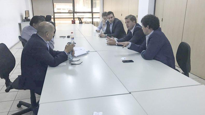 Desde el gobierno siempre apuntamos a la búsqueda de acuerdos apostando al diálogo