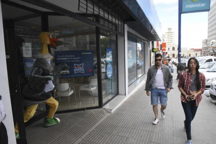 Foto: Mario Molaroni / El Patagónico.