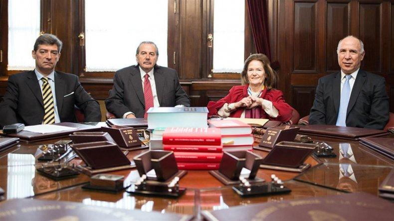 Jueces comenzarían a pagar Ganancias a partir del 2017