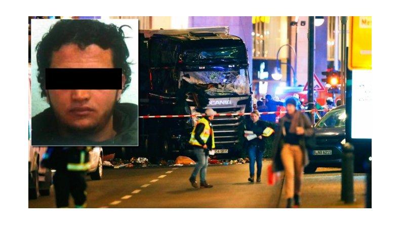 Mataron en Milán al sospechoso de perpetrar el atentado en Berlín