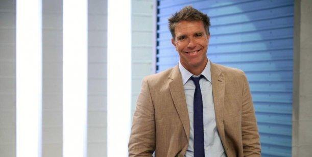 El tenis, la terapia de Alejandro Fantino tras su divorcio de Miriam Lanzoni