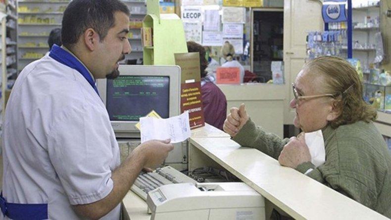 Las farmacias volverán a atender a los afiliados de PAMI