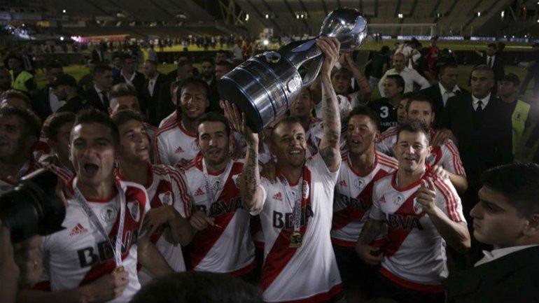 River ganó la Copa Argentina y clasificó a la Copa Libertadores.