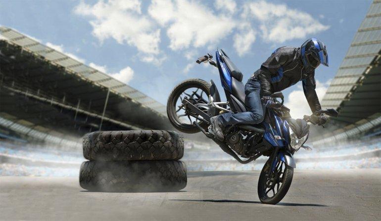 Corven Motors presenta la nueva Bajaj Rouser NS 150