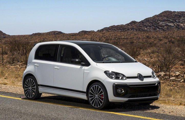 El Volkswagen Up! GTi llegará al mundo en 2018