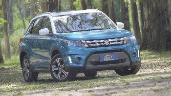 Prueba: nueva Suzuki Vitara
