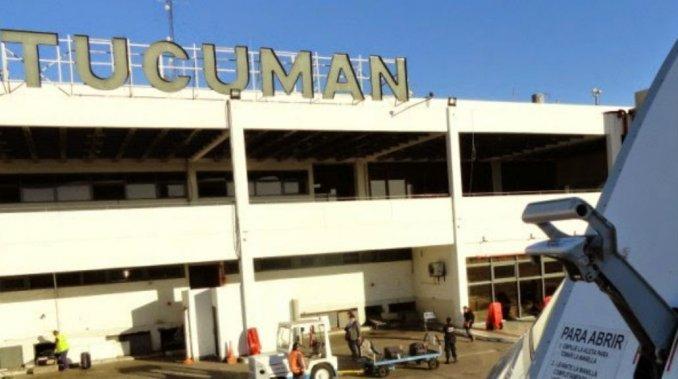 Evacuaron el aeropuerto de Tucumán por una amenaza de bomba