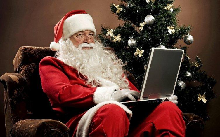 ¿Dónde está en este momento Papá Noel?