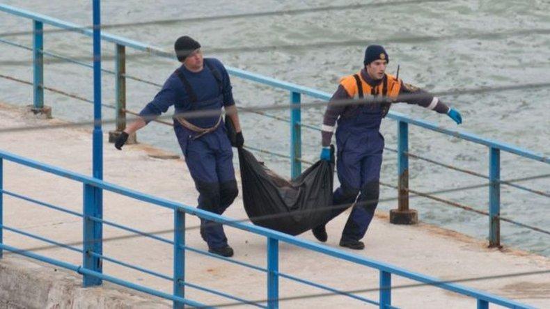 Muerieron 92 personas al estrellarse un avión ruso en el Mar Negro