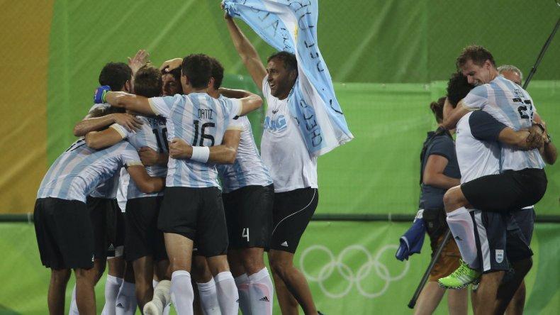 Los Leones lograron un título espectacular en Río 2016.