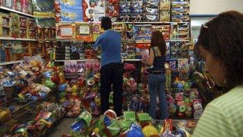 la venta de juguetes registra una mejora de 5% anual