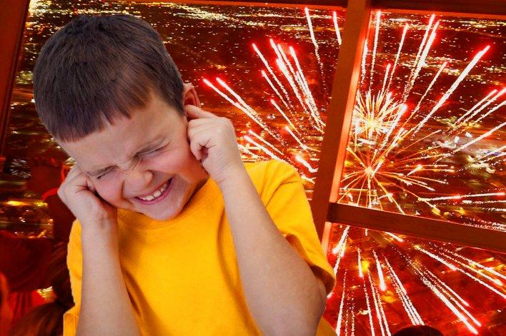 Cuando las fiestas de fin de año se transforman en un calvario