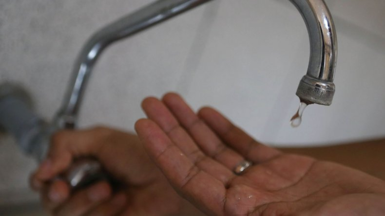 Nuevo corte de agua en Comodoro desde las 20 horas