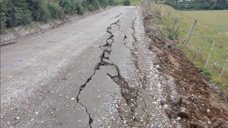 Lo que dejó el sismo 7,6 en Chile