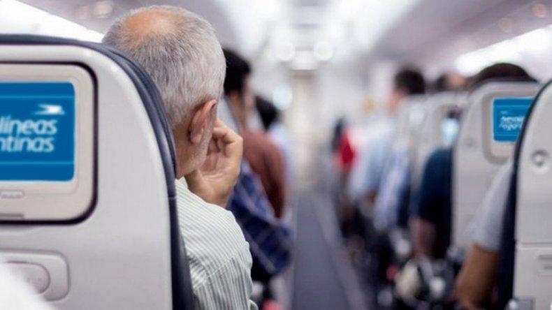Aerolíneas vendió más de 8 mil pasajes con descuentos a jubilados