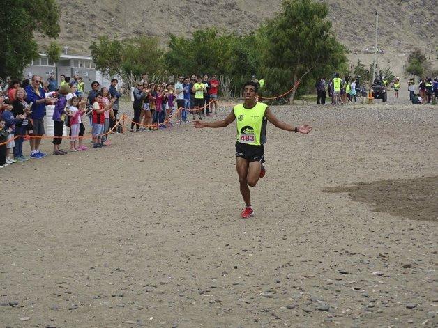 David Rodríguez es el ganador de la anterior edición de los 10K.