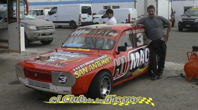 Cristian Marsicano estará cuatro temporadas alejado del automovilismo en la provincia del Chubut por una agresión.