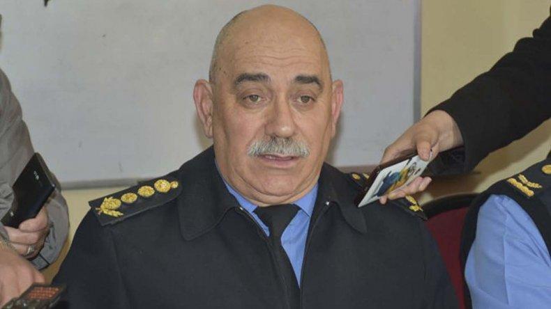 El jefe de Policía