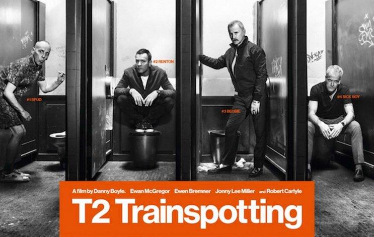 La segunda entrega de Trainspoting es una de las películas más esperadas de 2017.