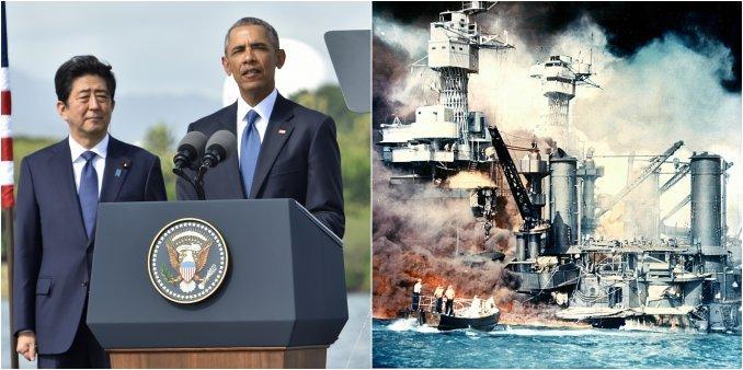 Japón le pide disculpas a Estados Unidos por el ataque a Pearl Harbor