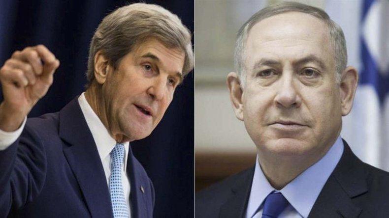 Sigue el enfrentamiento diplomático entre EE.UU. e Israel.