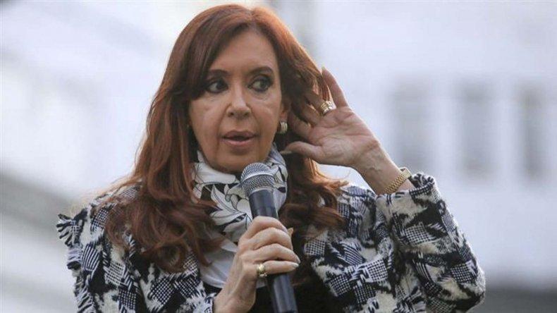 Cristina Kirchner hizo una lectura política sobre la decisión judicial de esta semana.