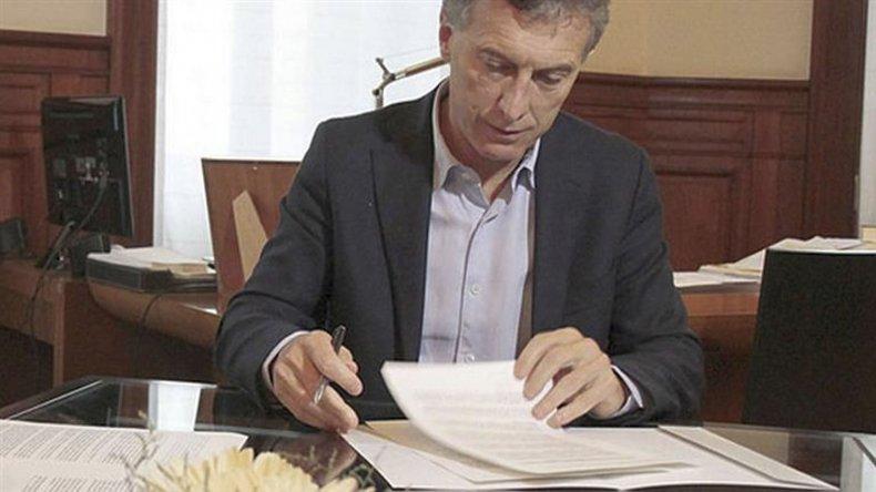 Macri finaliza el año afirmando que él nunca descansa.