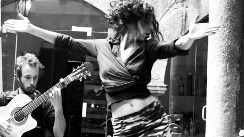 El Dúo Flamenco brindará un taller y presentará su espectáculo Tablao Flamenco en el Centro Cultural.