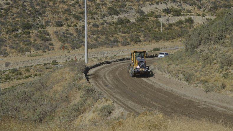 Nos comprometimos a realizar este trabajo para garantizar un camino con las mejores condiciones