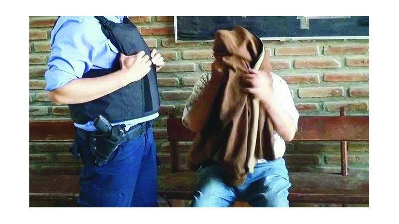 Encontró en Comodoro  a quien abusó de su hija en Caleta Olivia y le  propinó un escarmiento