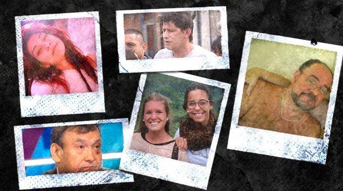 Crímenes, secuestros y femicidios: los casos más resonantes de 2016