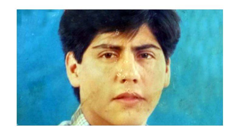 A Luis Leonardo Díaz lo mataron el 5 de abril de 2009. Un testimonio abonó la hipótesis que embanderó la policía para decir que fue atropellado por un vehículo