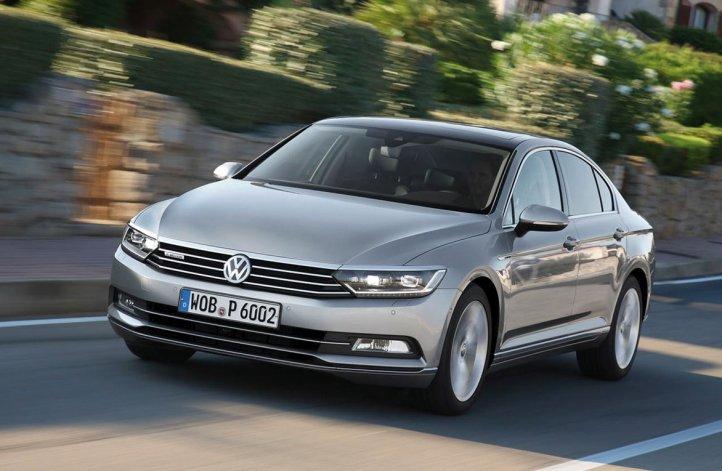 El nuevo VW Passat está llegando