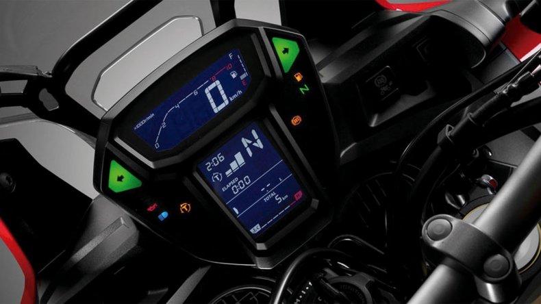 La Honda Africa Twin CRF 1000L llega a la Argentina