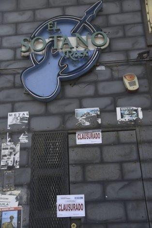 En El Sótano pub se vivieron momentos de angustia