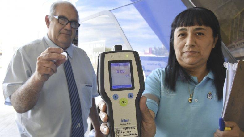 El Operativo Verano 2017 comenzó a realizarse ayer en la terminal de esta ciudad donde uno de los choferes obtuvo 0 gramos de alcohol en sangre.