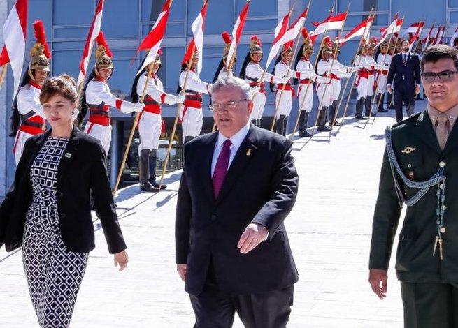 Matan al embajador griego en Brasil: detienen a la esposa y a su amante