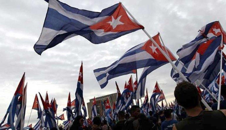 En Cuba ayer comenzaron los festejos por un nuevo aniversario de la Revolución de 1959.