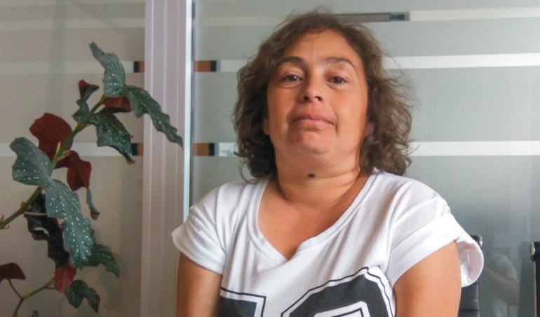 Mariana Llancamil denunció ayer que su hermano Darío y su cuñada Verónica se llevaron a sus hijas cuando ella contaba con la tenencia provisoria.