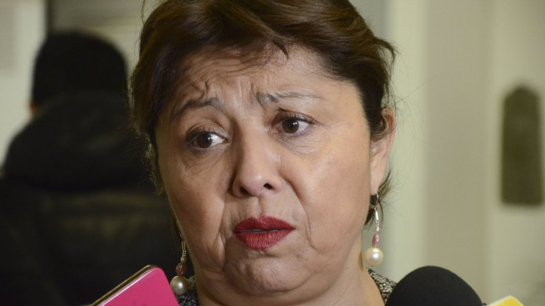 La diputada Viviana Navarro defendió la designación de la jueza comodorense.