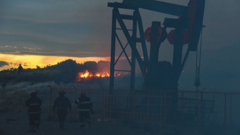 El año comenzó con múltiples incendios por el uso de la pirotecnia